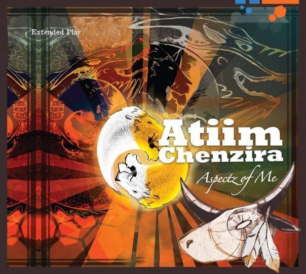 Atiim Chenzira - Aspectz Of Me - EP, 2014
