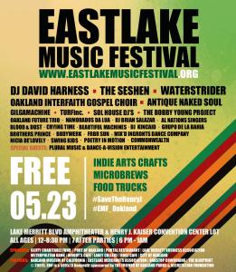 Eastlake Music Festival (EMF) 2015